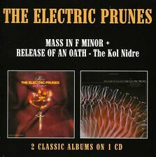 The Electric Prunes - Mass in F Minor / Release of An Oath: Kol Nidre [New CD]