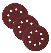 40 x 150mm hook and loop  Orbital abrasive sanding discs pads – Grit 60- 240