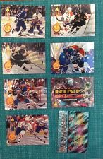1994/95 PINNACLE RINK COLLECTION & INSERTS U-PICK 3 for $2.95 NM/M