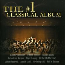 Various Artists - #1 Classical Album / Various [New CD]