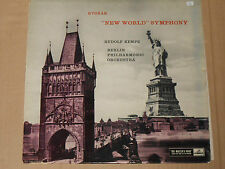 Dvorak-New World Symphony-Rudolf Kempe LP