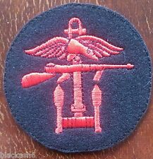 Combined Forces TRF / DZ Patch