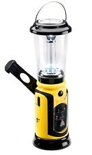Kaito KA751 8-in-1 Wind-up Multi-functional Camping Lantern with AM/FM Radio