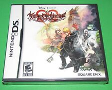 Kingdom Hearts 358/2 Days Nintendo DS Factory Sealed