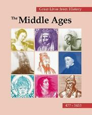 Great Lives from History: The Middle Ages: Print Purchase Includes Fre-ExLibrary
