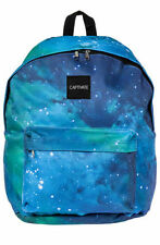 CAPTIVATE GALACTIC GALAXY PRINT UNIVERSE Backpack Herschel Rucksack Bag *$90
