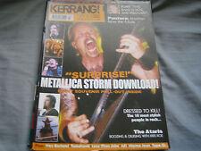Kerrang! 958 (Jun 07 2003) Metallica, The Ataris, Flint, Pantera
