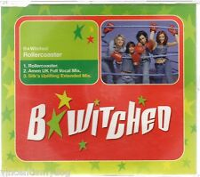 B*WITCHED - ROLLERCOASTER (3 track CD single) BEWITCHED