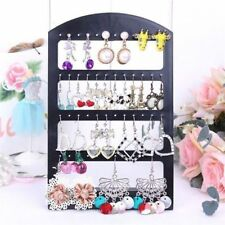 24 Holes Earring Jewelry Show Plastic Display Rack Stand Organizer Holder CAF