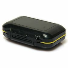 Fly Fishing Lures Hook Box Waterproof 12 Compartments Fish Tackle Accesory YM