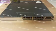 Cisco WS-C3750X-24T-E from WS-C3750X-24T-S IP Services License 10 Gigabit switch