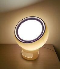 "Guzzini Harvey table lamp lampada da tavolo ""clan"" ""bud"" anni 70"