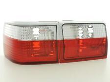 Coppia Fari Fanali Posteriori Tuning Audi 80 (89) 88-91, rosso/bianco
