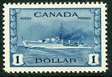 CANADA # 262 Very Fine Never Hinged Issue - NAVAL DESTROYER SHIP OCEAN - S5728