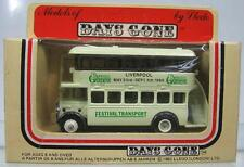 Lime Double Decker Bus~Llode Days Gone~Liverpool Festival Transport NIB