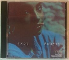 PROMISE by SADE (CD, Nov-1985 - Portrait - USA) 11 Songs, Like New Condition!!!