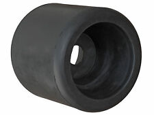 """Trailer Smooth Wobble Rubber Roller for Boat 4-1/2""""  marine - Five Oceans BC2526"""