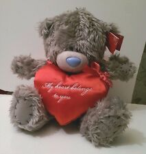 "Me to you bear 24 cm high seated  "" My Heart belongs to You "" tagged"