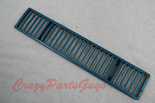 1968-1975 Corvette Original Single Rear Deck Grille Astro Ventilation