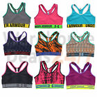 New UA Under Armour Women's Alpha Cold Gear Fitted Athletic Sports Bra XS-XL