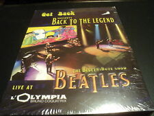 "COF 2 DVD NF ""GET BACK - BACK TO THE LEGEND : BEATLES, BEST TRIBUTE SHOW OLYMPIA"