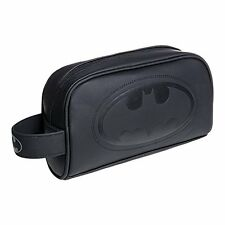 DC Comics Ufficiale Batman in Rilievo Wash Bag