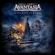 AVANTASIA - GHOSTLIGHTS 2 VINYL LP NEU