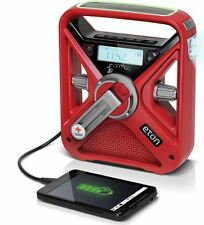 Eton American Red Cross FRX3 Radio AM FM Weather Portable Alert Flashlight Light