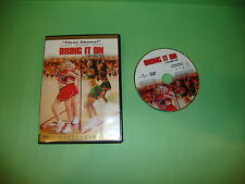 Bring It On (DVD, 2001, Collector's Edition)