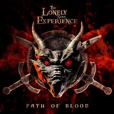 THE LONELY SOUL EXPERIENCE Path Of Blood CD Digipack 2014 BLUTENGEL