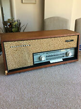 Telefunken Radio. Beautiful vintage radio.