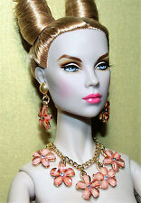 "OOAK by Grazia/schmuckset/para 16"" Dolls/tulabelle, Fashion Royalty/11"