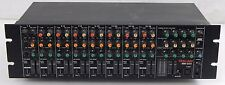 Tascam MM-200, 16 Channel Mixer with High Low Eq  Rack Mount Style TESTED WORKS