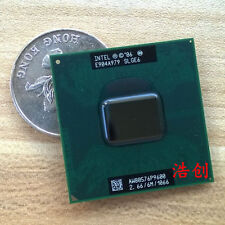 Intel Core 2 Duo p9600 - 2.66 GHz (bx80576p9500) slge 6 CPU Processor 1066 MHz