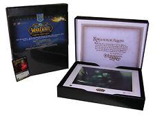WORLD OF WARCRAFT: SET DI ART CARDS - ALLEANZA - SET STAMPE