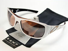 OAKLEY SIDEWAYS WHITE SONNEN BRILLE JUPITER HOLBROOK HIJINX MONSTER DOG TWOFACE