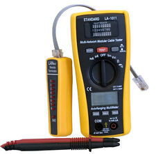 LAN Tester and Multimeter combo