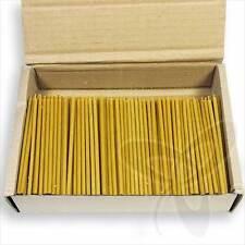 1000x Qualität Bienenwachs Kerzen für Zuhause und Kirche Nr.100 восковые свечи