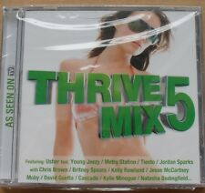 Thrive Mix 5-Kylie Minogue, Jesse Mc Cartney, entre autres-CD NEUF et OVP