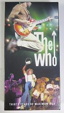 THE WHO Signed Autograph CD Box Set by All 3  Pete Townshend, Daltrey, Entwistle