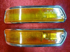 BMW 2002 tii - Blinker re li - 02 1802 1502 1602 ti E10 1600-2 Cabrio 2000 targa