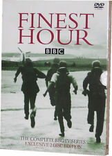 Their Finest Hour BBC TV Series World War 2 DVD New