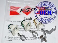 NEW PART WE1M1011 WE1X1192 WE1M536 EXACT FIT GE HOTPOINT DRYER DOOR LATCH KIT