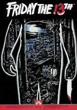 Friday the 13th - Part 1 (DVD, 1999) - New