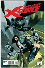 UNCANNY X-FORCE #1,2,3,4 VF/NM (Apocalypse Solution Arc)