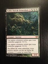 MTG MAGIC EVENTIDE FRENCH FOIL MURKFIEND LIEGE (NOBLE FEAL DE NOIRFIEL) NM