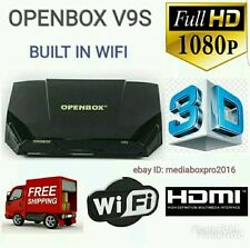 SALE☆OPENBOX V9S SATELITE RECEIVER + 36 MONTHS WARRANTY PLUG AND PLAY SALE☆