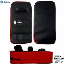 BodyRip MMA KICK BOXING CIBLE COUPS PAD EXERCICE SHIELD KARATÉ TAEKWONDO GYM