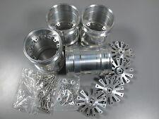Aluminum Wheel Rim for Tamiya RC 1/10 Clodbuster Bullhead TXT-1 Juggernaut 1&2