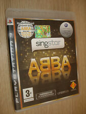 GIOCO PLAYSTATION 3 SINGSTAR ABBA PS3 IN ITALIANO SING STAR
